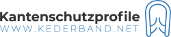 Kantenschutzprofil & Kederband-Logo